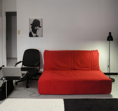 apts las vegas: living room2