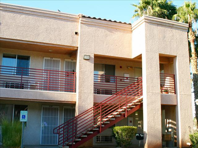 Boulder Palms Senior Apartments in Las Vegas